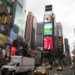 Times Square N.Y.city