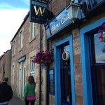 Waterfront Pub signage