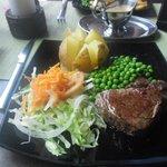 Great steak!