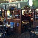 the pub/dining room
