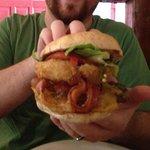 Pit Boss Burger