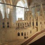 Maqueta de la catedral