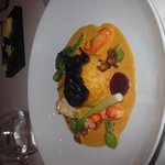 Seafood Mousse with Lobster