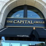 Capital Grille - exterior