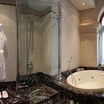 Suite Presidencial (Baño)