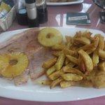 Gammon steak :)