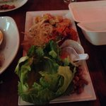 Best lettuce wraps ever!