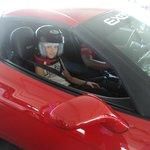 Nino in Drifting Ride-Along exp.