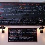 sélection de vins servis au pot ou au verre