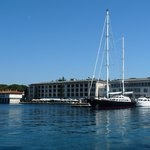 Veliki Brijun - port
