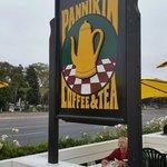Great coffee at Pannikin!