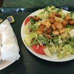 Schwartzano salad. Tastes even better than it looks!