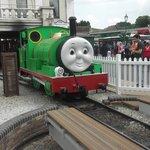Henry at Thomas Land