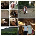 Luby was an amazing tour guide and I especialy loved the ancient cellars