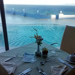 view fro dining room