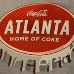 Cocacola Atlanta, GA.