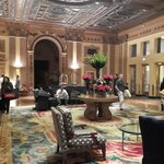 Lobby antiguo
