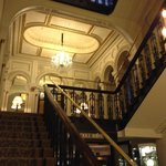 Grand Stairs (they have lifts too)