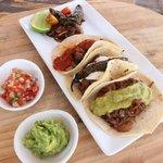 Carne Asada tacos - 3 ways!