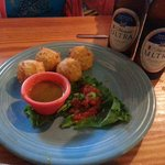 Cayman Conch Fritters