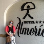 Enrada del hotel