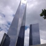 Freedom Tower at 9/11 Memorial