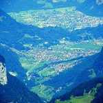 Interlaken & Wilderswil from the top