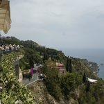 great view from Taormina
