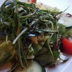 Gemischter Salat normale Größe