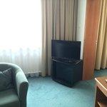 TV salon chambre