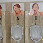 gentlemen toilet humour