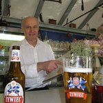 Zywiec beer available year round, while supplies last.