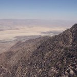 Ausblick auf die Wüste