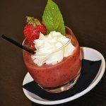 Gaspacho de fraise