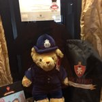 How cute, wished I was young enough for the concierge bear