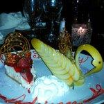 Outstanding Birthday Plate!