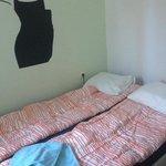 Hepburn Room at Pepe Hostel