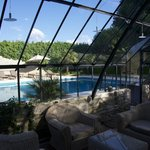 Pool & Conservatory