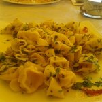 Fiocchetti with Pears