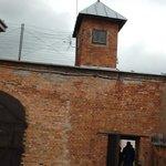 Старое здание музея, расположенное в реальной тюрьме