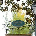 Linden Row sign