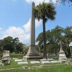 Rhett Family Obelisk