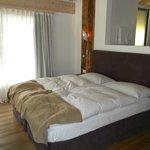 chambre agréable, moderne, confortable
