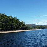 The Gorgeous Isle Maree,  accessed by Raymond's boat