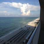 View from room 815
