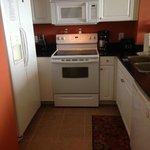 Kitchen in room 815