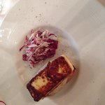 Truffle and grilled cheese