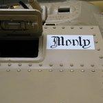 Montgomery's personal tank