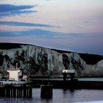 le bianche scogliere di Dover
