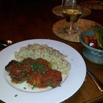 yummy home made lamb kefta